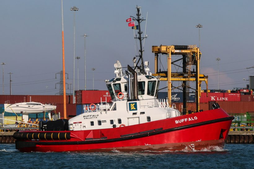 Third new Damen tug taken into service by Kotug Smit Towage