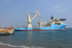 Maersk Supply Service completes first project with newbuild SSV