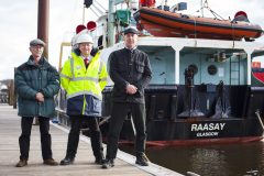 CalMac career complete for Raasay ferry