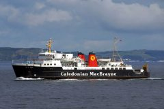 New £30 million Brodick ferry terminal unveiled