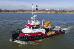 Damen Shoalbuster 2709 for Caspian Sea operations