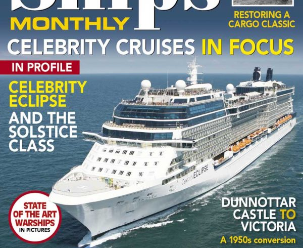 Ships Monthly June 2018 issue out now