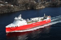 Samskip brings Rotterdam into Nor Lines' LNG-powered service network