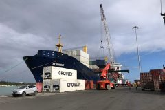 Crowley launches new direct weekly service from Puerto Plata to Port Everglades