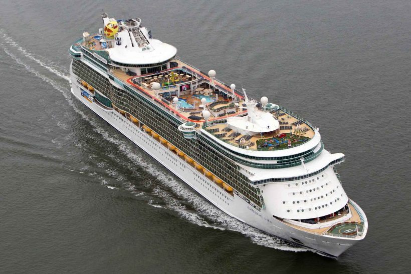 Independence of the Seas debuts after multi-million pound makeover