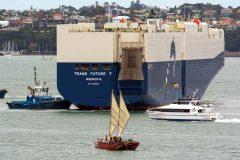 Auckland has cargo schedule issues