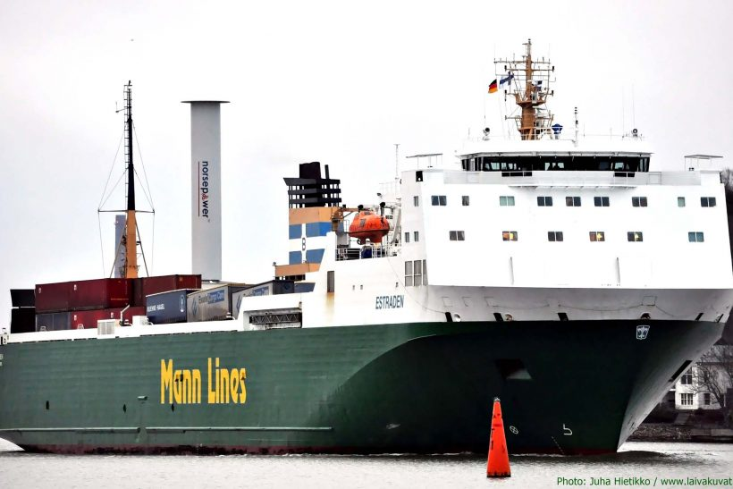 P&O Ferries deploys new tonnage on Zeebrugge-Teesport