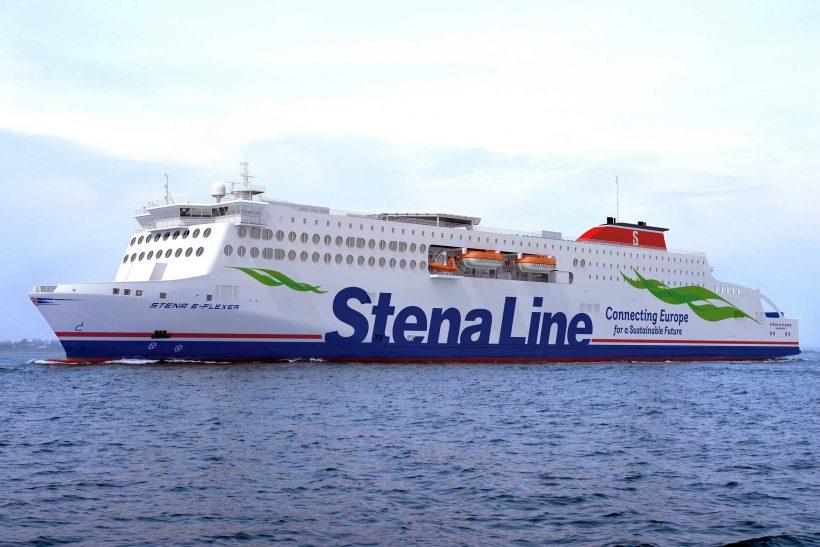 First of Stena's new Irish Sea ships to operate Dublin-Holyhead