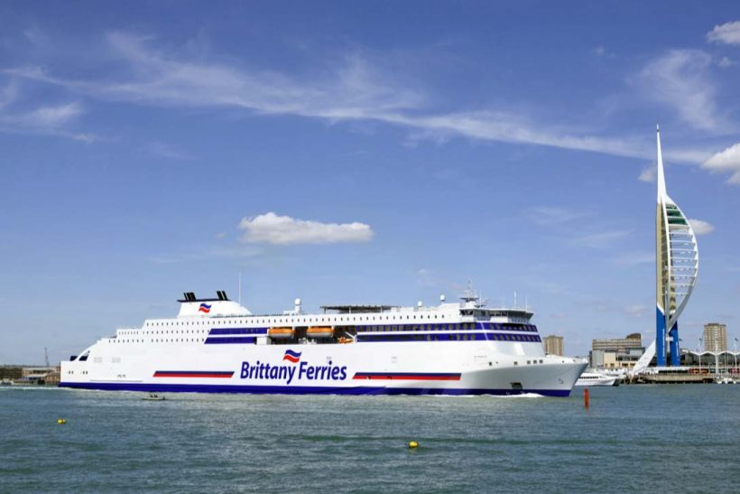 Stena RoRo places an order for a further newbuild