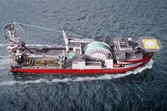 Subsea 7 celebrates build milestone and announces name