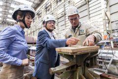 Second construction milestone for Brittany Ferries' newbuild Honfleur