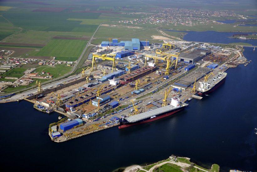 Damen assumes control at Mangalia shipyard