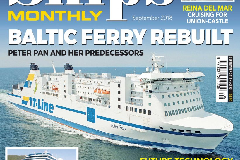 Latest issue of Ships Monthly