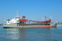 SMS Avonmouth relocates and completes largest alongside refit