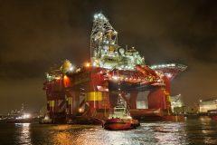 Damen wins refit contract for drilling rig Stena Don