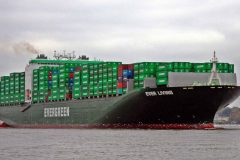 Evergreen Line celebrates 50 years in the container shipping industry