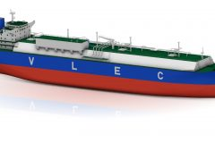 DNV GL awards AiP to Jiangnan Shipyard for very large ethane carrier