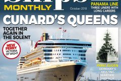 Ships Monthly October 2018 issue out now