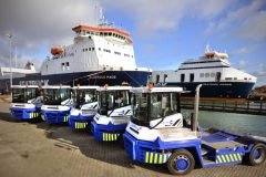 Seatruck further increase capacity on Dublin-Liverpool route