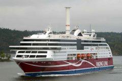 Building of Viking Line's new passenger vessel starts