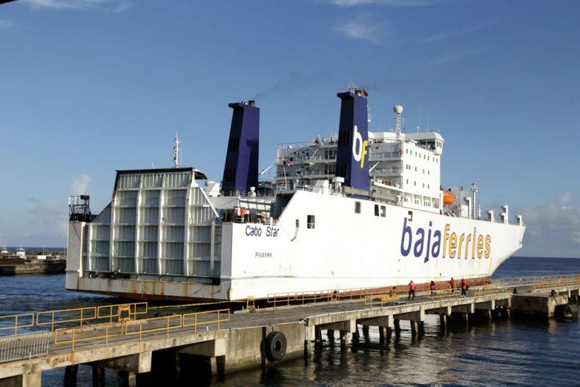 Baja Ferries leases ro-ro to Trinidad & Tobago