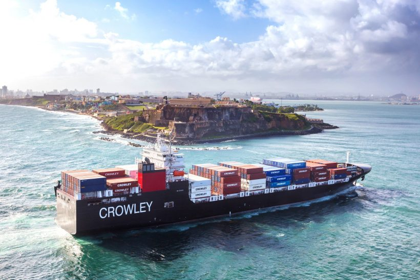 Crowley Heralds New Era in the USPuerto Rico Supply Chain