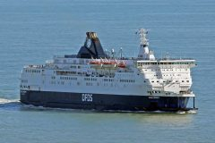 Increase in summer tourist traffic shows benefits of cross-Channel ferry travel