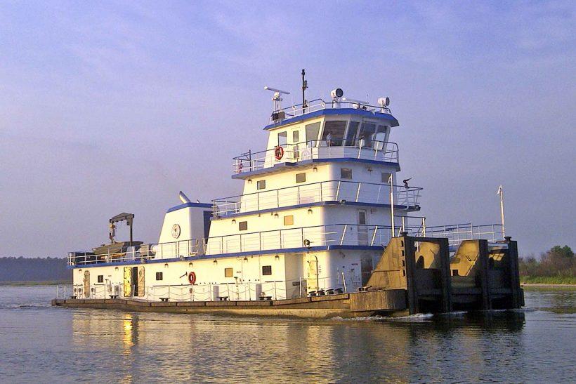 Major Towboat Contract for Metal Shark Alabama
