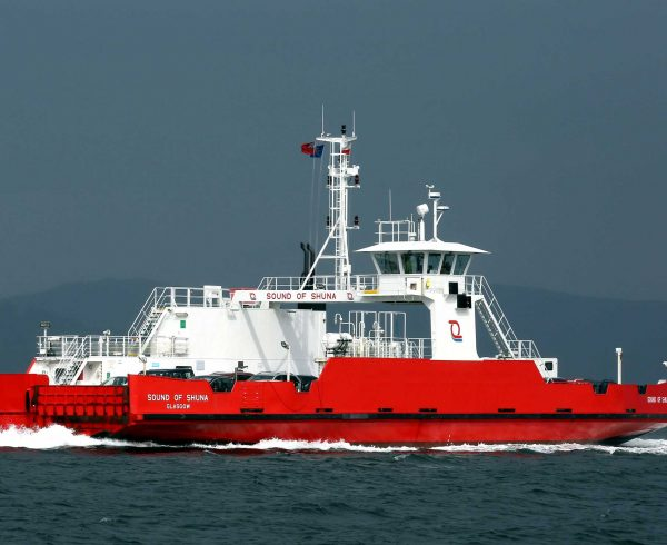 Hunter's Quay upgrade on the Clyde for Western Ferries