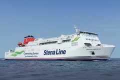 Stena Nordica enters service on Karlskrona-Gdynia