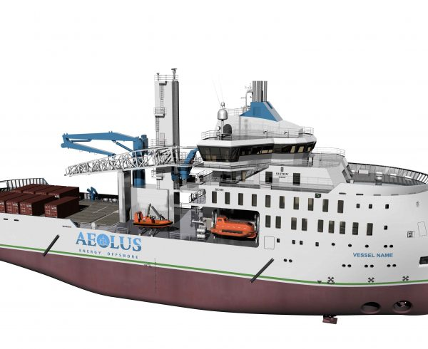 Service Operations Vessel (SOV) based on Ulstein SX195 ordered