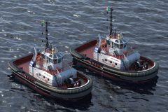Damen signs with Rimorchiatori Spezzini  for two tugs ASD 2411