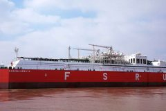 PaxOcean delivers largest FSRU to be built in China