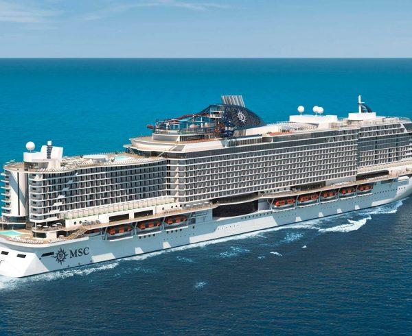 Southampton to host new Norwegian Cruise Line ship