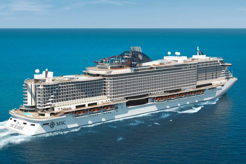 Southampton to host new Norwegian Cruise Line ship