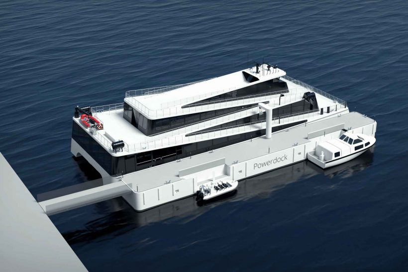 The Fjords targets Oslo with new zero emission vessel Legacy of The Fjords