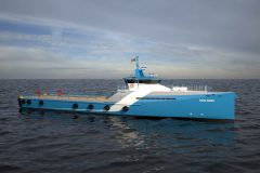 Naviera Integral signs contract with Damen for Fast Crew Supplier