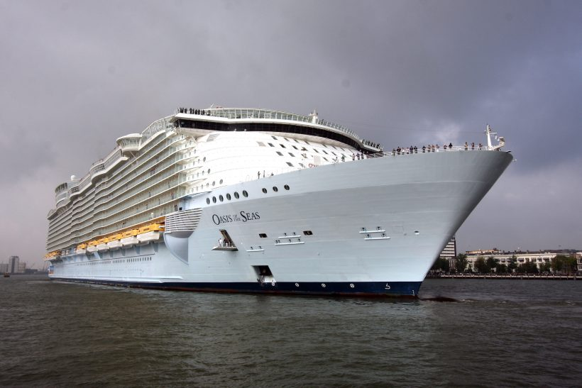 Oasis of the Seas and Royal Caribbean's 2020-21 deployment