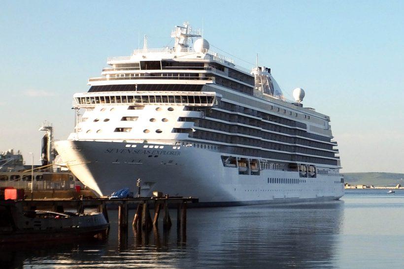 Portland Port's 2019 Cruise Season To Break Records