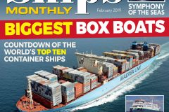 Ships Monthly February 2019 issue out now