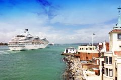 Over £18m investment to transform cruise in Portsmouth