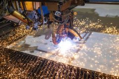 Royal Caribbean celebrates steel cutting of Odyssey of the Seas