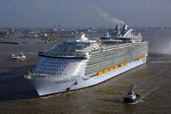 Chantiers de l'Atlantique to build new Oasis class cruise ship for Royal Caribbean