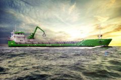 Wärtsilä to deliver world's first hybrid retrofit short-sea vessel