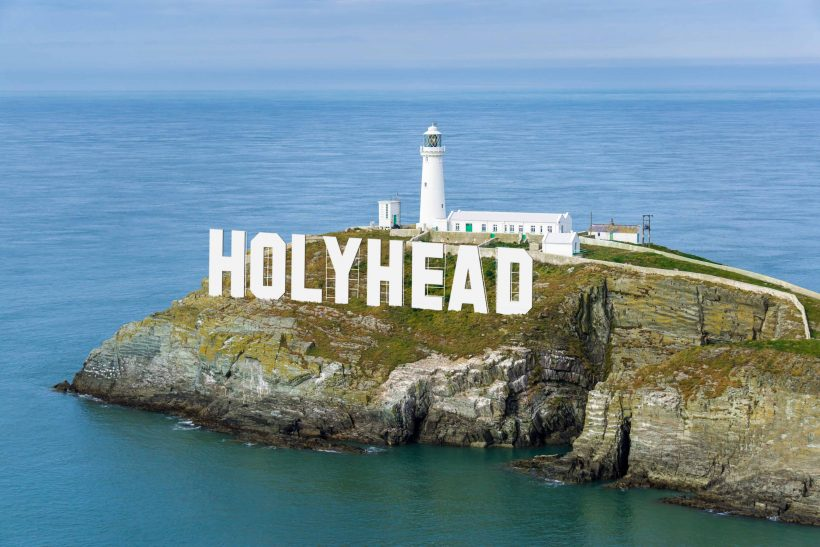 A slice of Hollywood for Holyhead