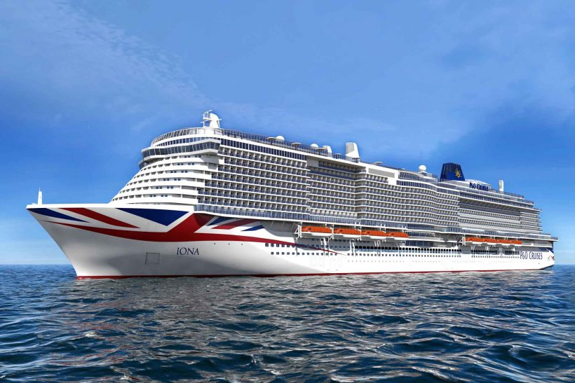 P&O Cruises Iona looking to younger generations