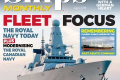 Ships Monthly – April 2019 issue – out now