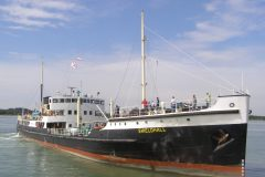 Steamship Shieldhall launches Steamship Experience days