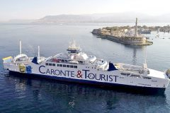 Italian LNG Fuel Ferry to enter service