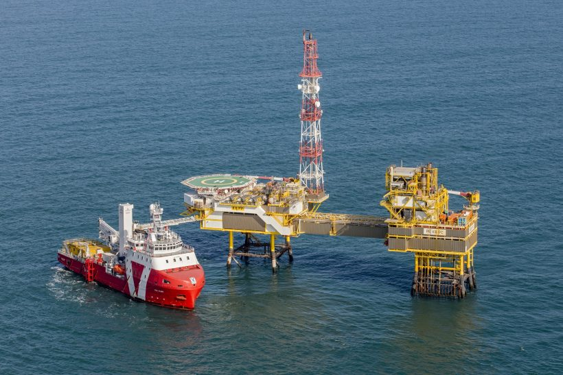 Vroon Offshore Services wins contract with Total E&P Nederland